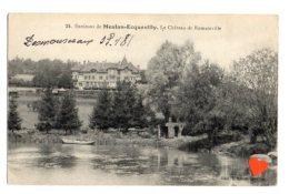 05734-LE-78-Environs De Meulan-Ecquevilly-Le Château De Romainville - Meulan