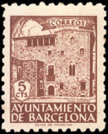 Barcelona 45 (*) Casa Padellás. Sin Goma - Barcelone