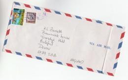 SOUTH KOREA  Stamps COVER  To GB - Korea, South
