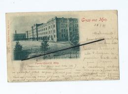 CPA  -  Gruss Aus  Metz  - Pionier Kaserne  - Metz - Metz