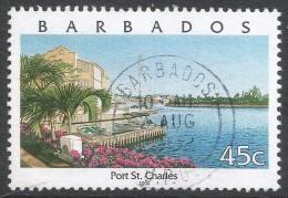 Barbados. 2000 Pride Of Barbados. 45c Used.  SG 1156 - Barbados (1966-...)