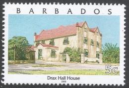Barbados. 2000 Pride Of Barbados. 5c MH.  SG 1153 - Barbados (1966-...)