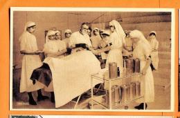 FAJ-21  Guerre 1914-1918, Croix-Rouge, Salle D'opération, Infirmières , Non Circulé - Croix-Rouge