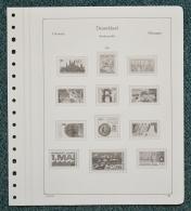 KABE Of Vordruckblätter Bund 1990/91 Gebraucht, Neuwertig (Z171) - Album & Raccoglitori
