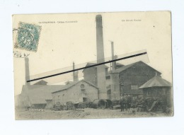 CPA  - Le Chambon  -  Usine Claudinon - Le Chambon Feugerolles