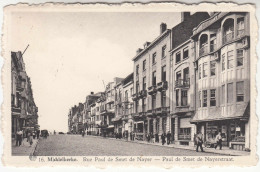 Middelkerke, Paul De Smet De Nayerstraat (pk29152) - Middelkerke