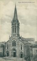 57 CHATEAU SALINS / L'Eglise / - Chateau Salins