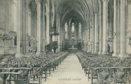 57 CHATEAU SALINS / Intérieur De L'Eglise / - Chateau Salins