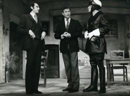France Theatre Robert Lamoureux La Soupiere Ancienne Photo 1971 - Famous People