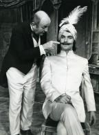 France Theatre Bernard Blier Le Faiseur De Balzac Ancienne Photo 1972 - Famous People