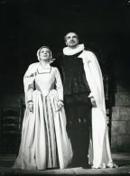 France Acteurs De Theatre Gala Karsenty ? Ancienne Photo 1970 - Famous People
