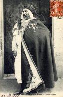 ALGERIE Un CAID (Grand Chef Arabe) J.BRINGAU èditeur Alger - Algeria