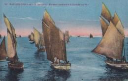 158 ST GILLES CROIX DE VIE                         Bateaux Sardiniers - Saint Gilles Croix De Vie