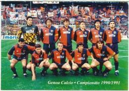 GENOA CALCIO - Calcio