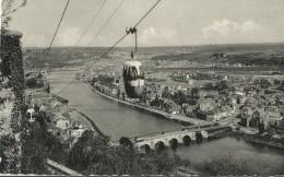 NAMUR LA MEUSE ET PANORAMA VERS JAMBES - Namur