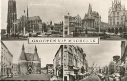 GROETEN UIT MECHELEN - Mechelen