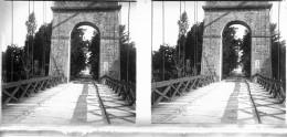 PP - 86-0490 - VIENNE - LESIGNY SUR CREUSE - Le Pont - Plaques De Verre