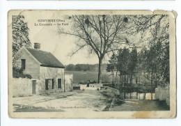 GOUVIEUX  La Chaussée - Le Pont - Gouvieux