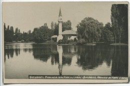 Bucuresti - Mosque In Carol Park - Roumanie