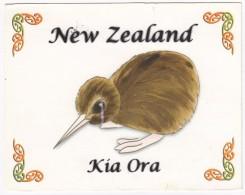 Kia Ora - The New Zealand Kiwi Bird - Nieuw-Zeeland