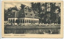 Bucuresti - Cismigiu Gardens - Roumanie
