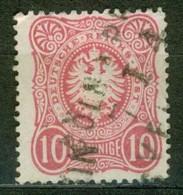 Aigle, Héraldique - ALLEMAGNE - Pfennige Avec E Final - N° 32 - 1875 - Deutschland