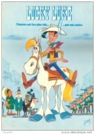 Lucky Luke L'homme Qui Tire Plus Vite Que Son Ombre - Stripverhalen
