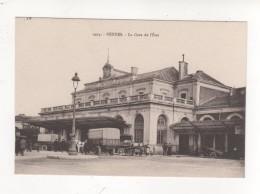 Carte Postale  RENNES LA GARE DE L ETAT  BRETAGNE - Rennes