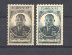 GUADELOUPE -  N° 176 Et 177 Neufs ** Sans Charnière - MNH - Guadeloupe (1884-1947)