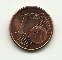 2002 - Lussemburgo 1 Centesimo, - Lussemburgo