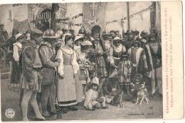 Histoire - Christophe Colomb Le Cortège Arrive à Barcelone Et Les Indiens Font L'objet  .. - Historia