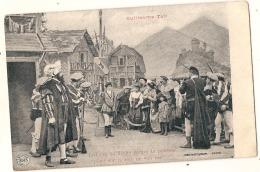 Histoire - Guillaume Tell Tire Sa Fleche ..  Unused TTB - History