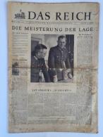 Magazine / Newspapers NO000013 - Das Reich #11 Deutschland (Germany) 1943-03-14 - Unclassified