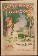 AlmanachFrançois- 1936 - Bücher, Zeitschriften, Comics