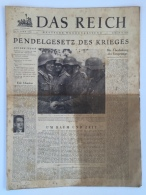 Magazine / Newspapers NO000016 - Das Reich #31 Deutschland (Germany) 1944-07-30 - Unclassified
