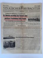 Magazine / Newspapers NO000020 - Völkischer Beobachter Deutschland (Germany) Reich 1943-03-17 - Magazines & Newspapers