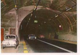 ///  74  - Tunnel Du M.Biaco-Courmayeur-Chamonix - Fiat 500 Au Km 8 - - Chamonix-Mont-Blanc