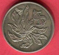 1 DOLLAR 1974 ( KM 6)  TTB+ 24 - Iles Caïmans