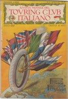 TOURING CLUB   -      MARZO /APRILE   1919  (170310) - Libri, Riviste, Fumetti