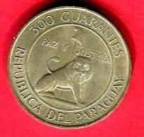 300 GUARANIES1973  ( KM 29)  TTB+ 45 - Paraguay