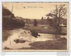 BODANGE ..-- FAUVILLERS ..-- La Cascade .1935 Vers IXELLES ( Melle SMAL ) . Voir Verso . - Fauvillers
