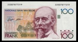 Belgium 100 Francs 1982-1994 UNC- - [ 2] 1831-... : Belgian Kingdom