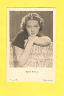 Postcard - Film - Theatre, Sylvia Sidney    (22153) - Actors