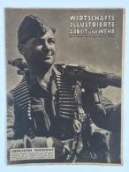 Magazine / Newspapers NO000023 - Wirtschafts Illustrierte #18 Deutschland (Germany) Reich 1942-08-03 - Unclassified