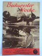 Magazine / Newspapers NO000024 - Bukarester Woche #49 Deutschland (Germany) Reich 1943-08-29 - Magazines & Newspapers