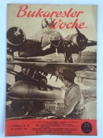 Magazine / Newspapers NO000024 - Bukarester Woche #49 Deutschland (Germany) Reich 1943-08-29 - Unclassified