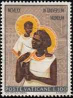 VATICAN - Scott #497 Journey Of Pope Paul VI To Asia And Oceania (*) / Used Stamp - Vatican