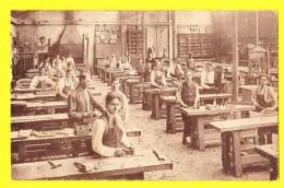 * Passy Froyennes (Tournai - Hainaut - Wallonie) * (nr 1) Atelier Du Bois, Très Beau, Menuiserie, Classe, école, School - Quiévrain
