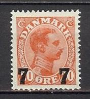 1927 Michel No. 174 Lot 2 MNH - Ungebraucht