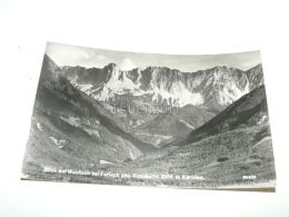 Blick Auf Waidisch Bei Ferlach Geg. Koschutta, 2136 M. Kärnten Austria - Ferlach